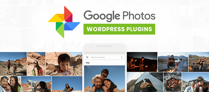 Best Google Photos WordPress Plugins